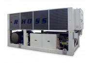 Чиллер с воздушным охлаждением Rhoss TCAITY 2130 asp 2