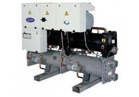 Чиллер водоохлаждаемый Carrier 30HXC 110