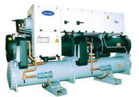 Чиллер водоохлаждаемый Carrier 30HXC 375