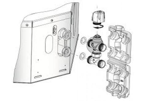 Клапанный узел Carrier 42DW9007