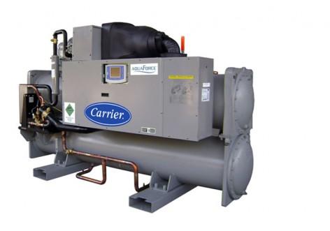 Чиллер водоохлаждаемый Carrier 30XW 552