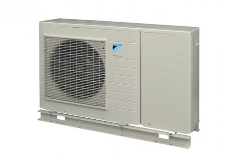Тепловой насос наружный блок Daikin Altherma EDHQ014BB6W1