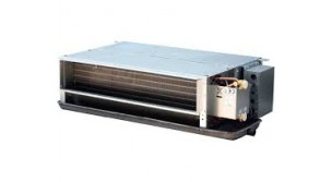 MDKT2-400G12 Фанкойл канальный