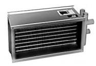 NPW 80-50/2 Воздухонагреватель канальный