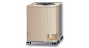 TSA072S4S Компрессорно-конденсаторный блок